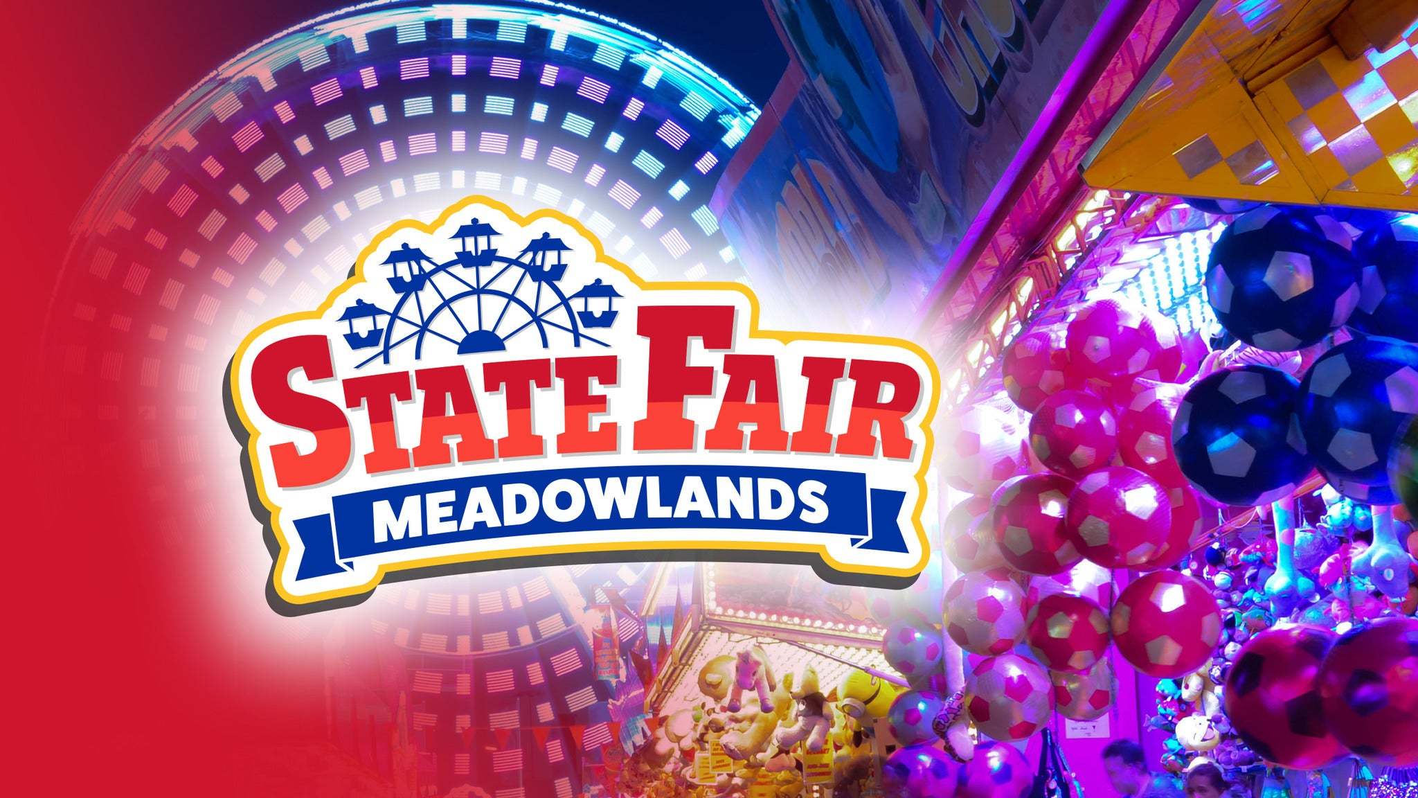 2021 State Fair Meadowlands-Please purchase single day tickets below.