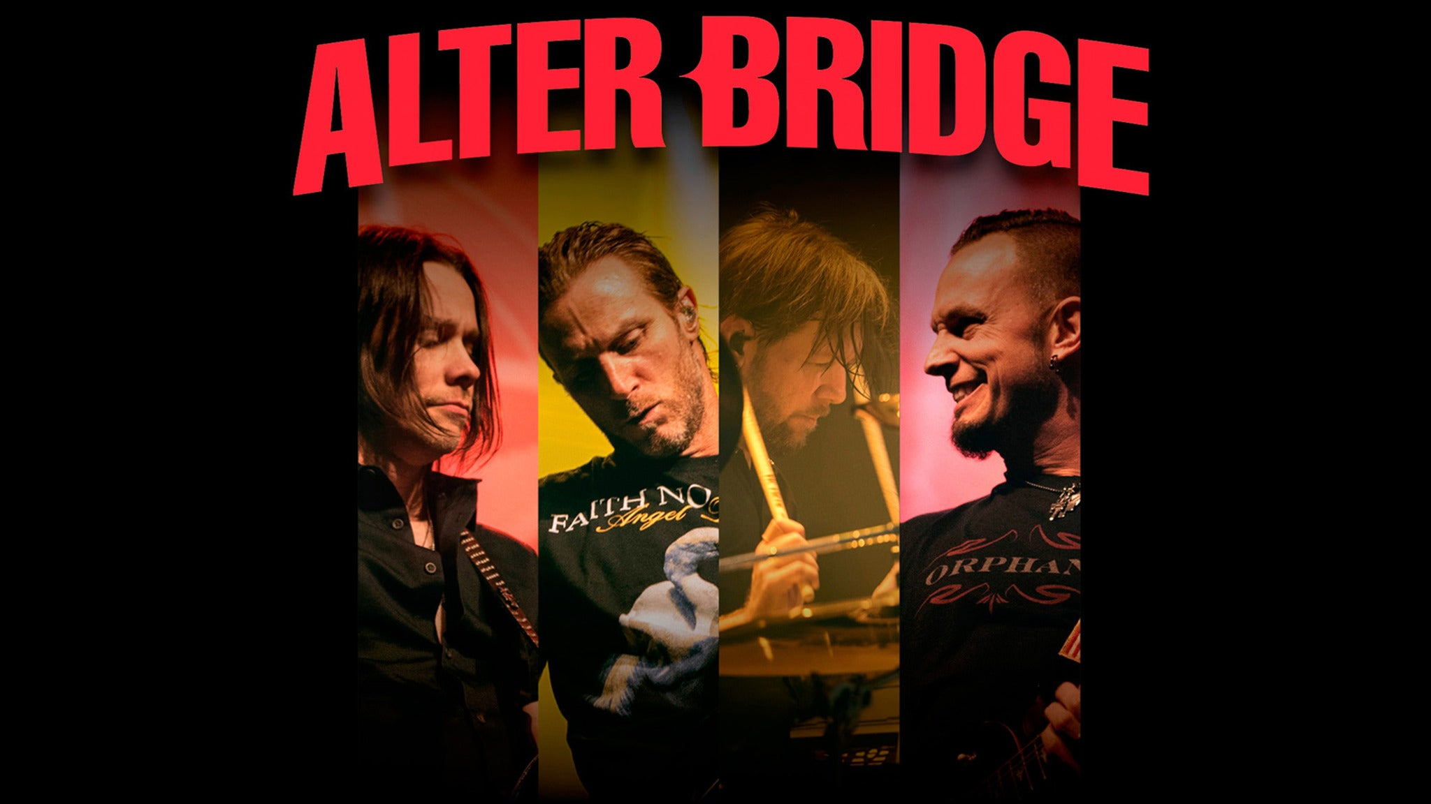 Alter Bridge - The Last Hero Tour at Apogee Stadium