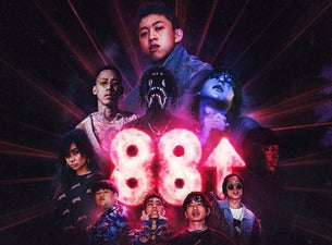 88rising: 88 Degrees & Rising Tour