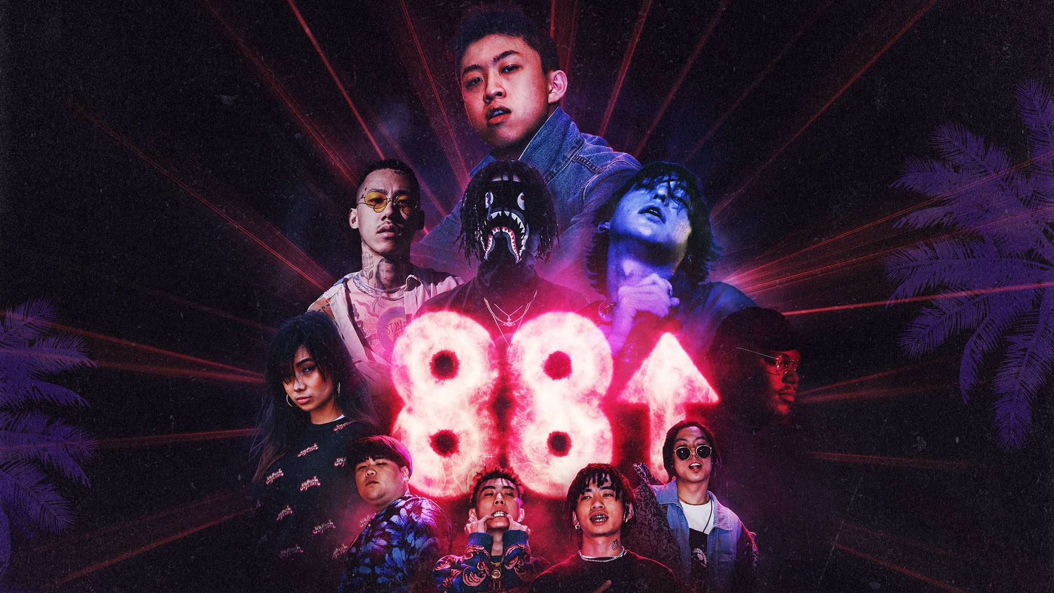88rising: 88 Degrees & Rising Tour at ShoWare Center