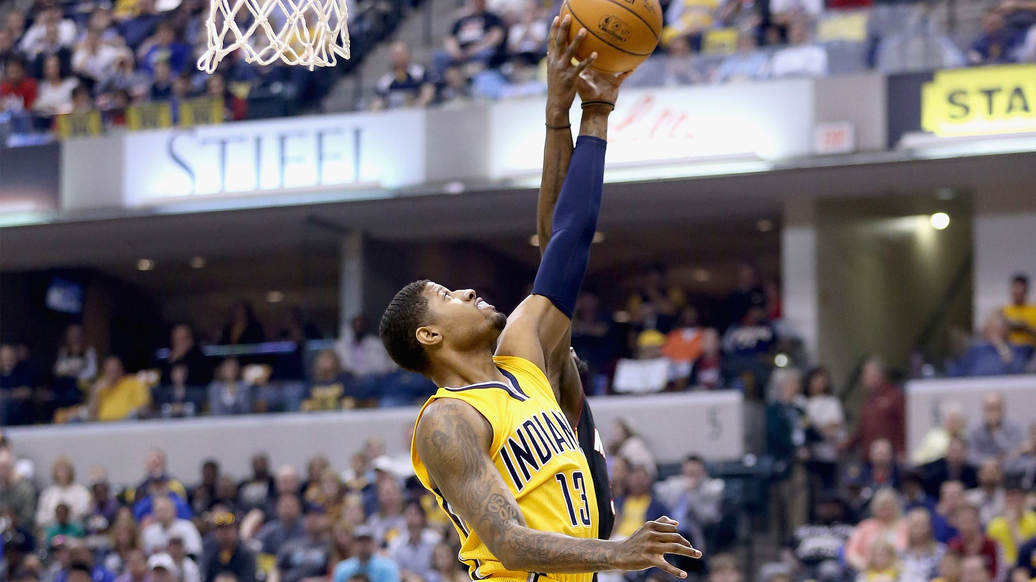 Indiana Pacers vs. Brooklyn Nets at Bankers Life Fieldhouse - Indianapolis, IN 46204