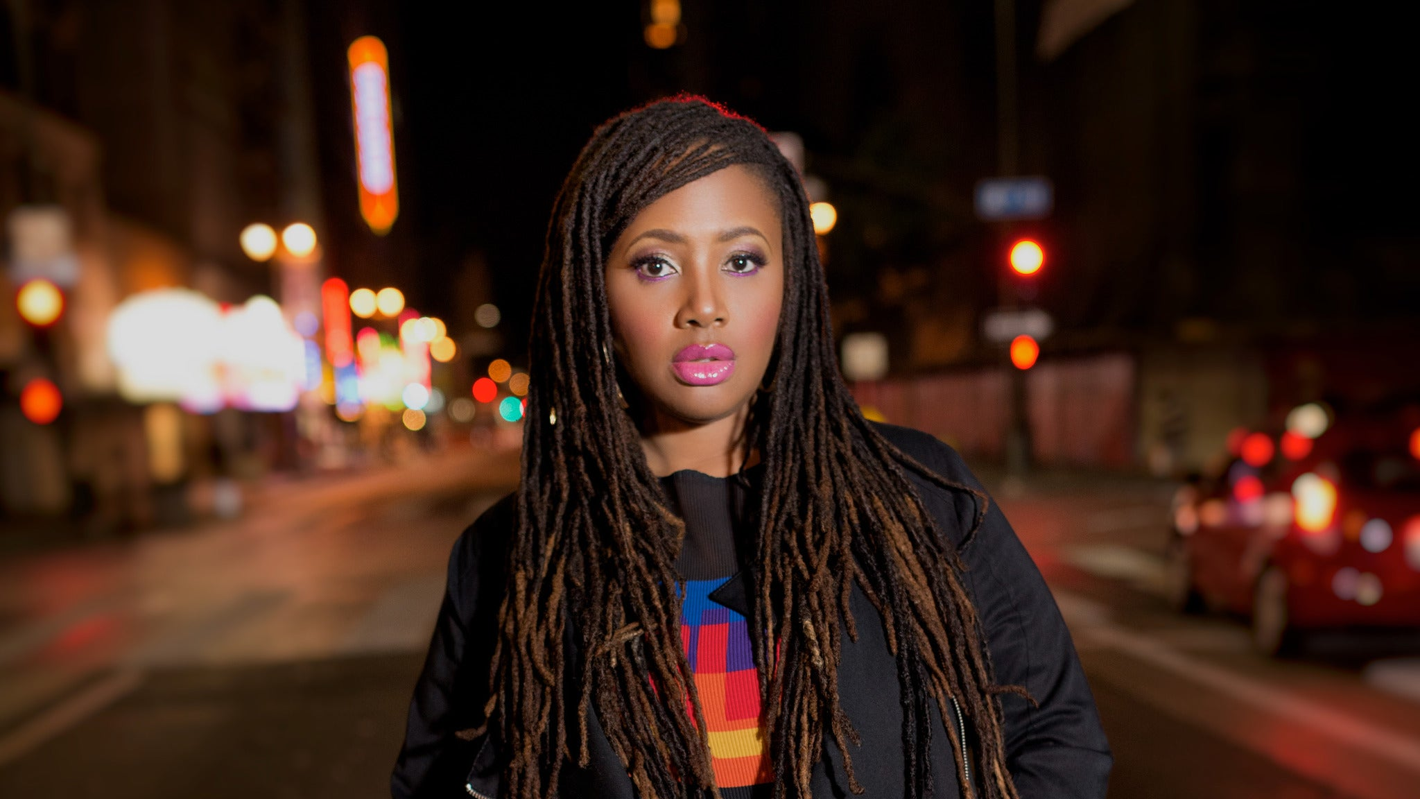 Lalah Hathaway at Albany Municipal Auditorium