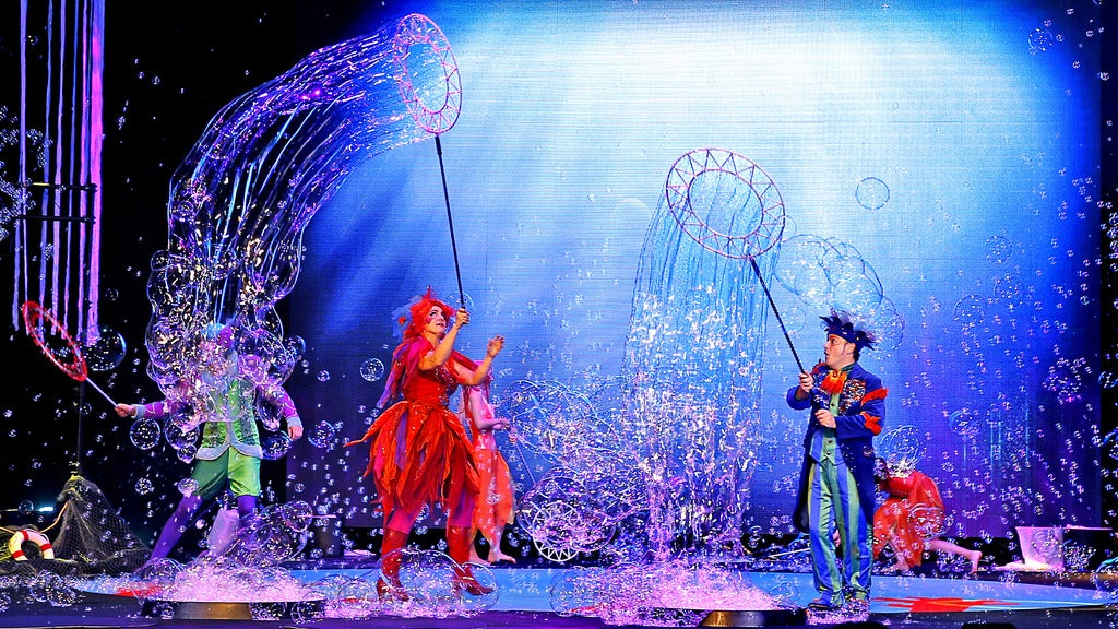 Hotels near B - The Underwater Bubble Show Events