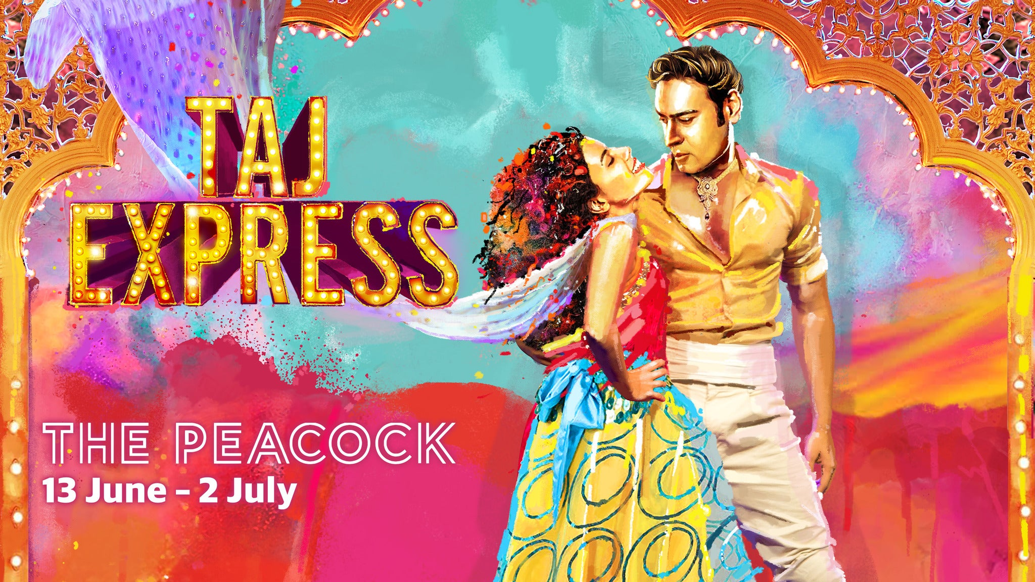 Taj Express - The Bollywood Musical Revue