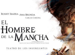 MAN OF LA MANCHA at Valley Performing Arts Center