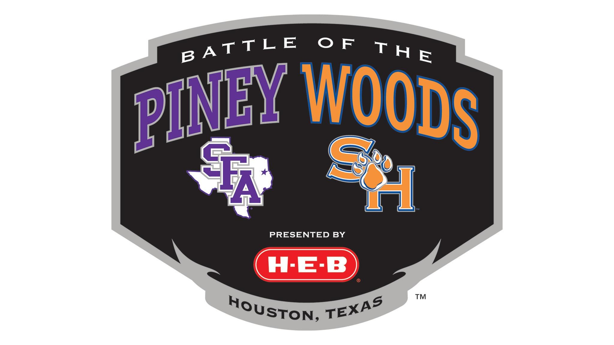 Battle of the Piney Woods: SFA vs. SHSU at NRG Stadium