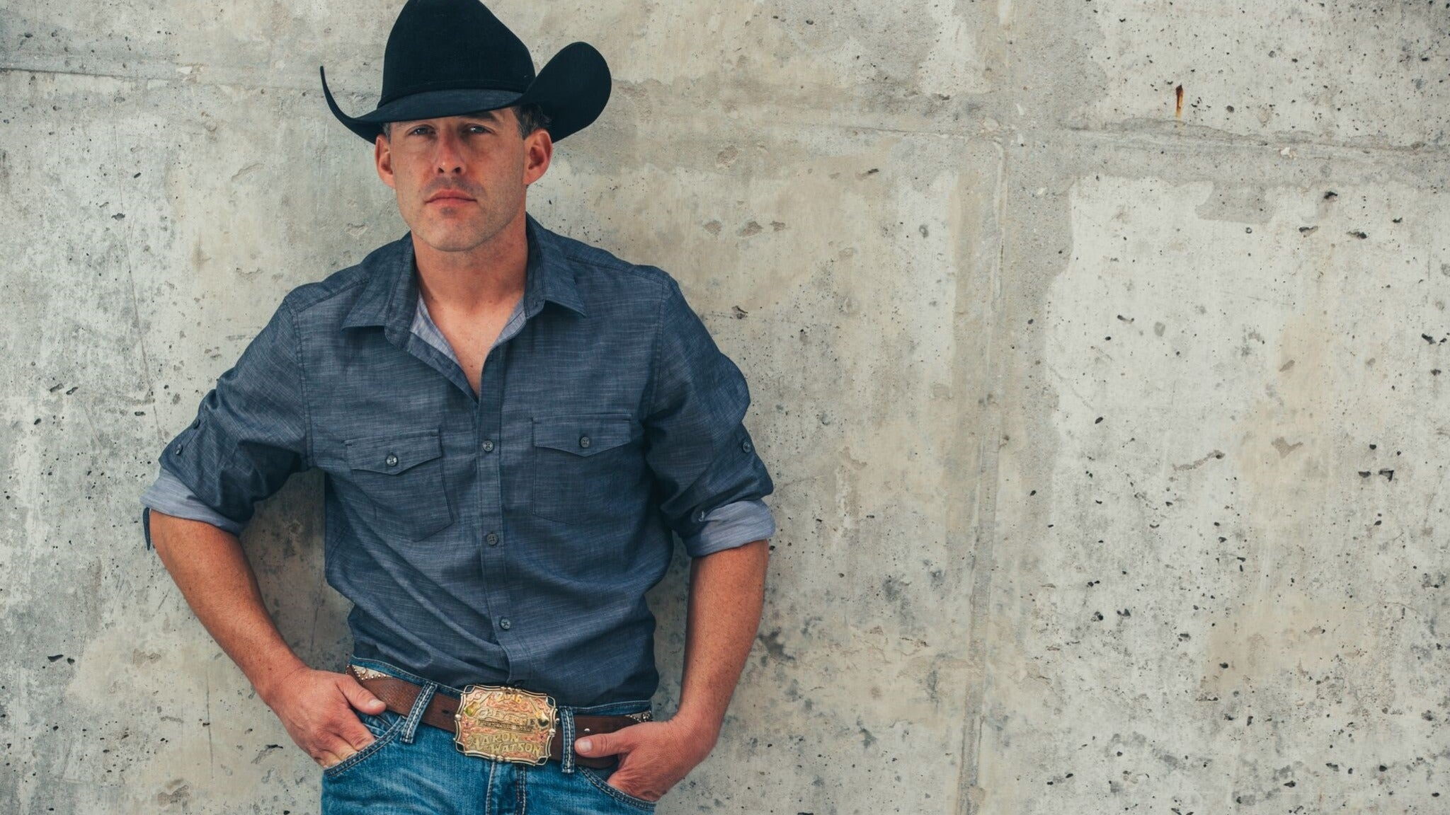 Aaron Watson at Buck Owens Crystal Palace