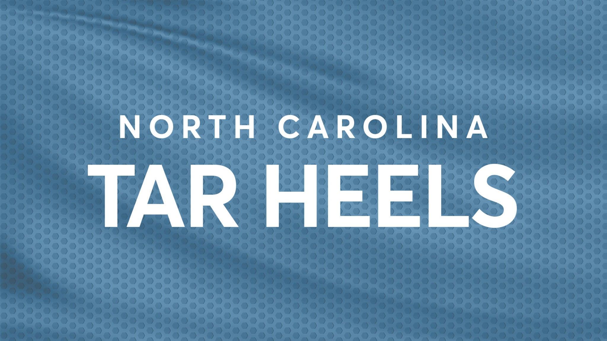 North Carolina Tar Heels Women's