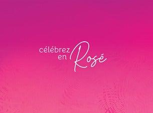 Célébrez en Rosé