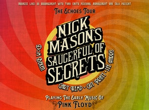 Nick Mason's Saurceful of Secrets (Pink Floyd), 2021-07-02, Мадрид