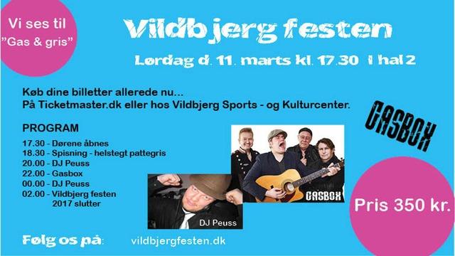 Vildbjerg Festen 2017