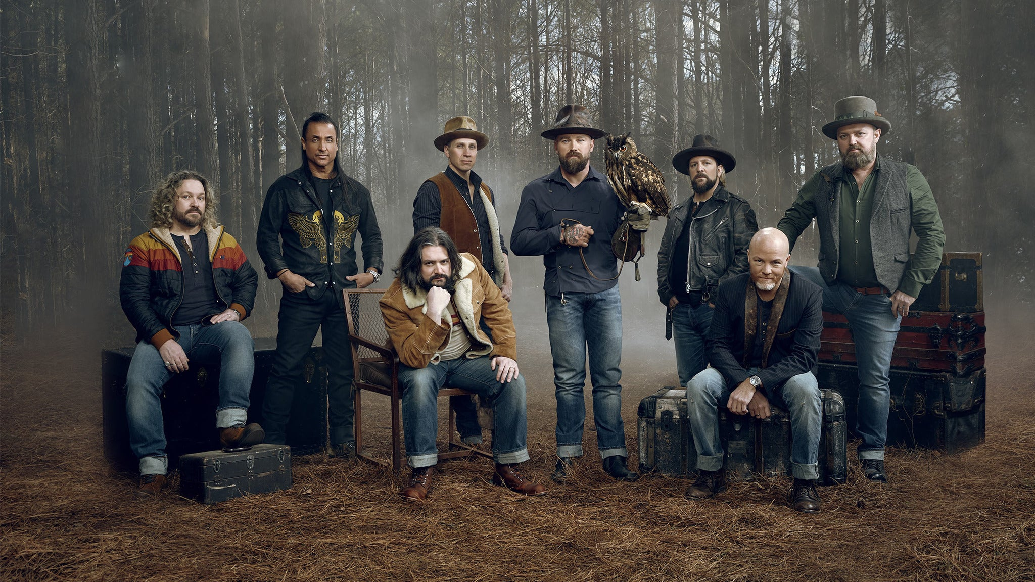 Zac Brown Band w/ Lukas Nelson & Promise of the Real