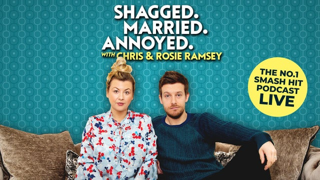 SHAGGED MARRIED ANNOYED with Chris & Rosie Ramsey