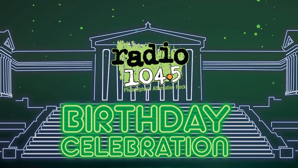 Radio 104.5's 11th Birthday Show - Day Two