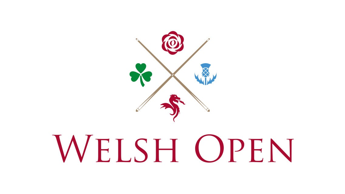 2020 MANBETX Welsh Open Snooker - Saturday All Day Event Title Pic