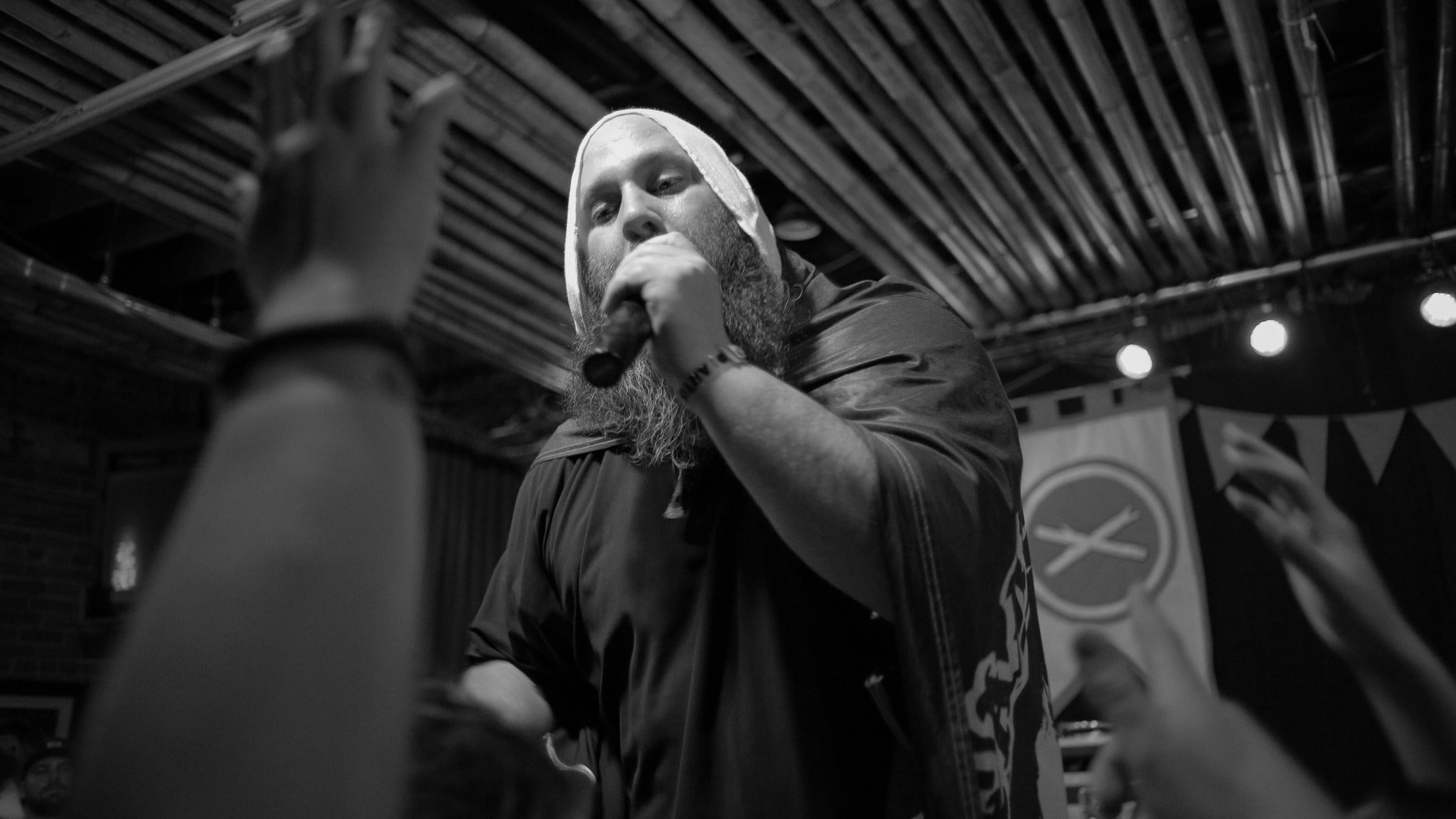 Sage Francis at Black Sheep
