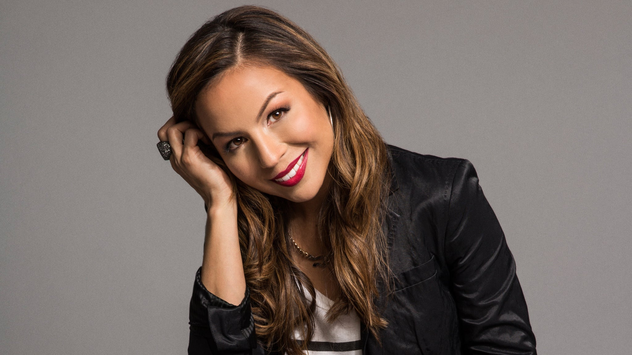 Anjelah Johnson at San Jose Improv