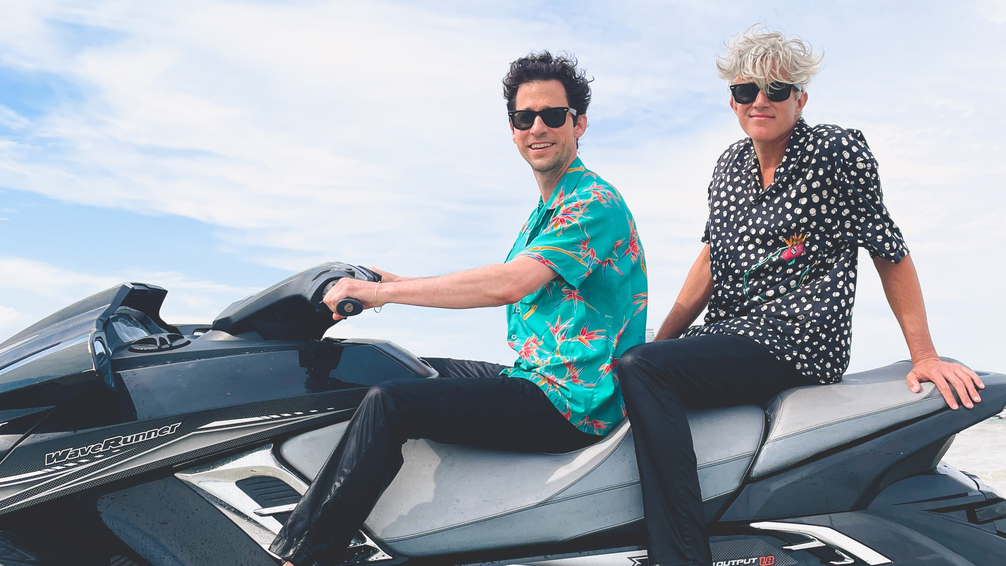 Image used with permission from Ticketmaster | We Are Scientists tickets