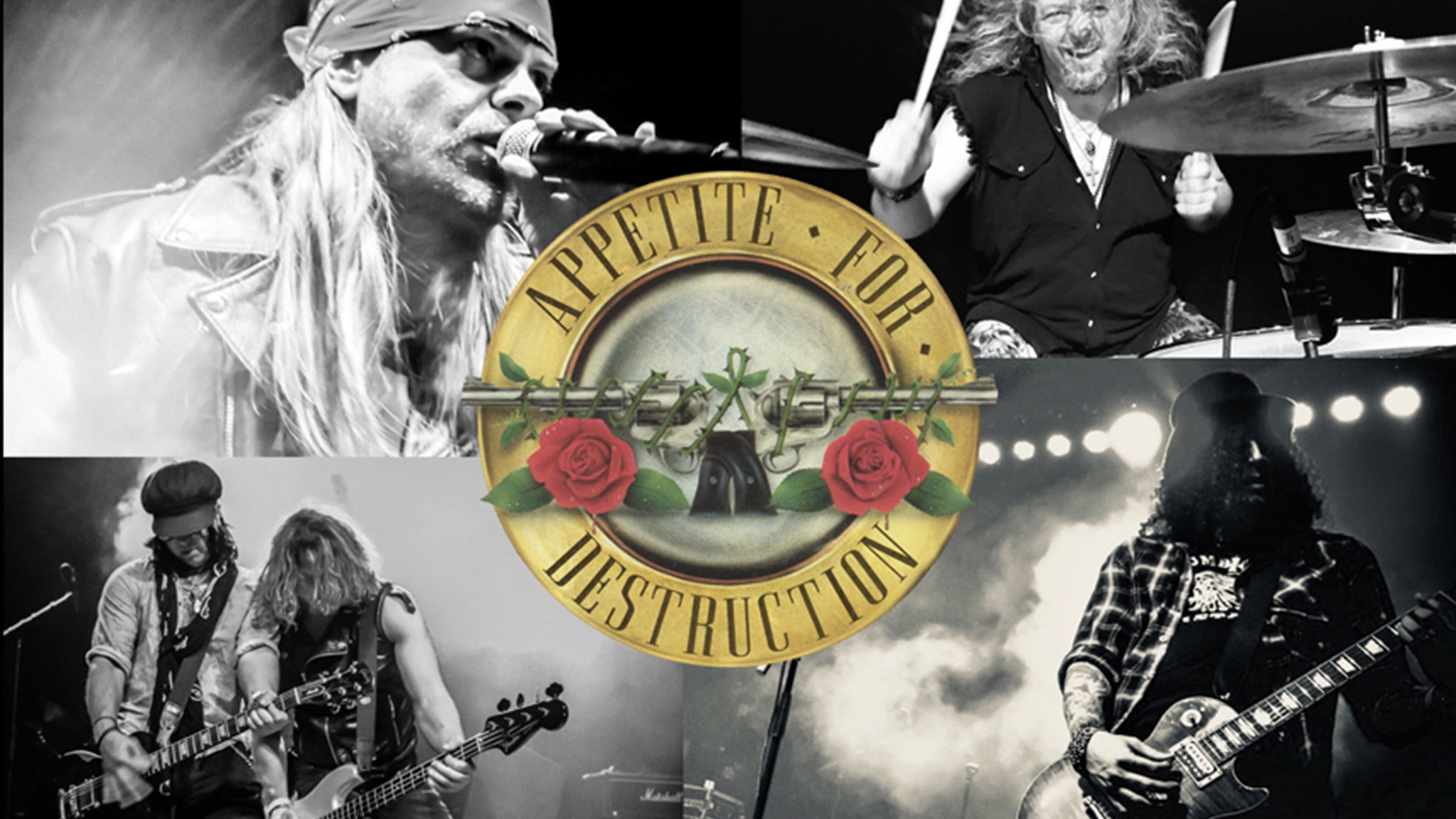 Appetite For Destruction - Tribute To Guns N' Roses
