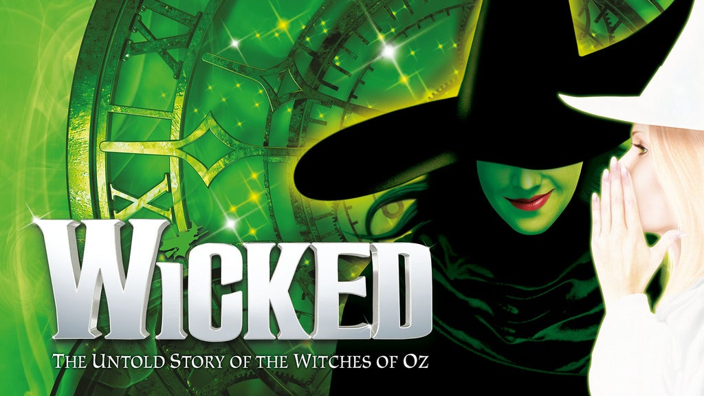 Hotels near Wicked (Touring) Events
