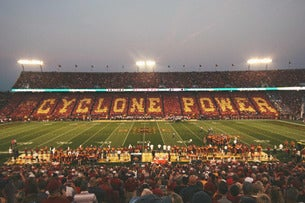 ISU Cyclones Football v. Texas