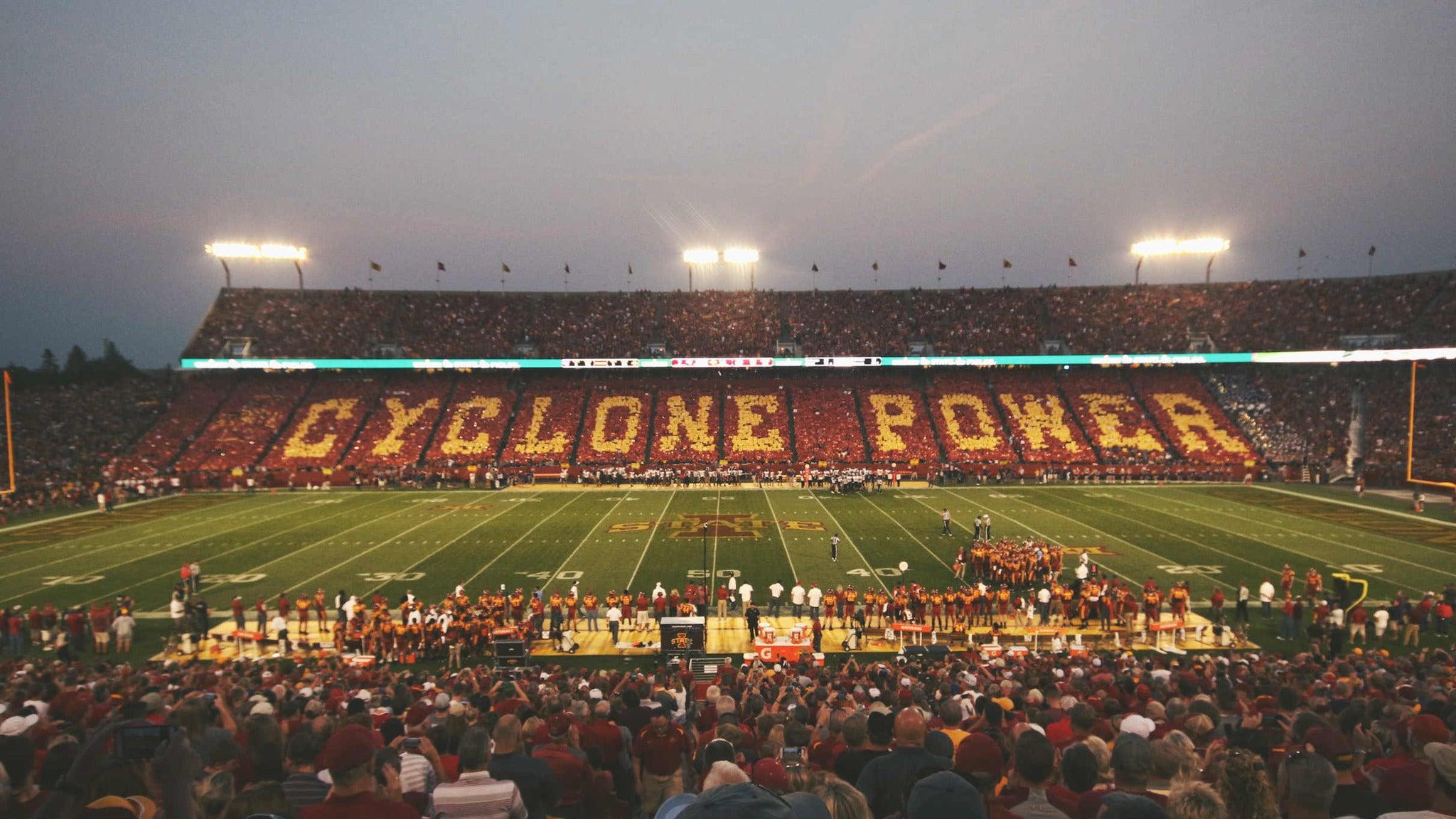 ISU Cyclones Football v. Oklahoma State