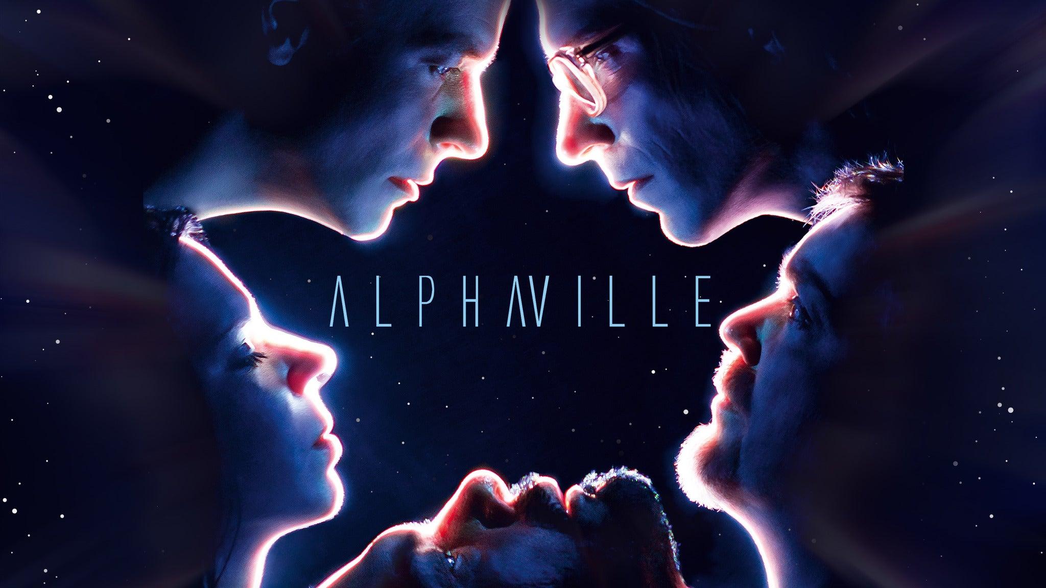 Alphaville at Revention Music Center