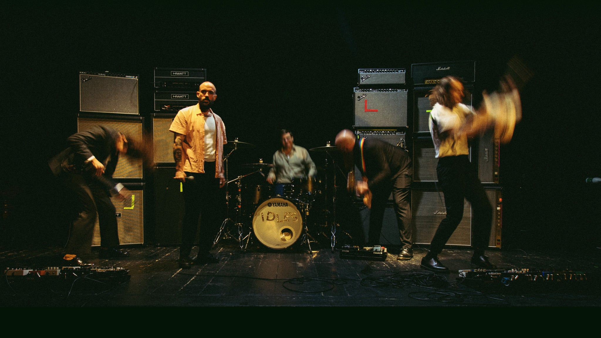Truck Store Presents - IDLES tickets (Copyright © Ticketmaster)