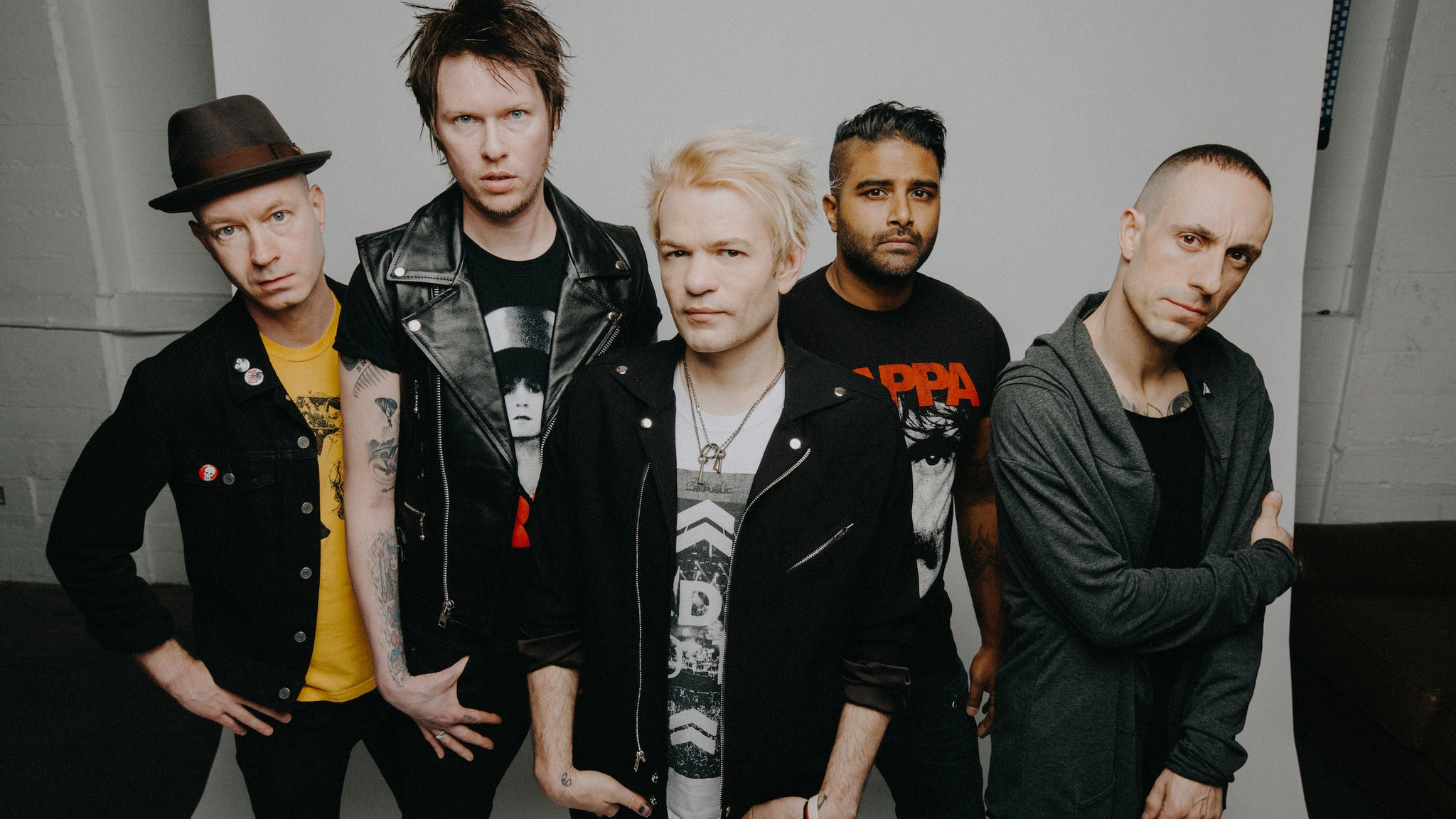 Sum 41: Order In Decline Tour