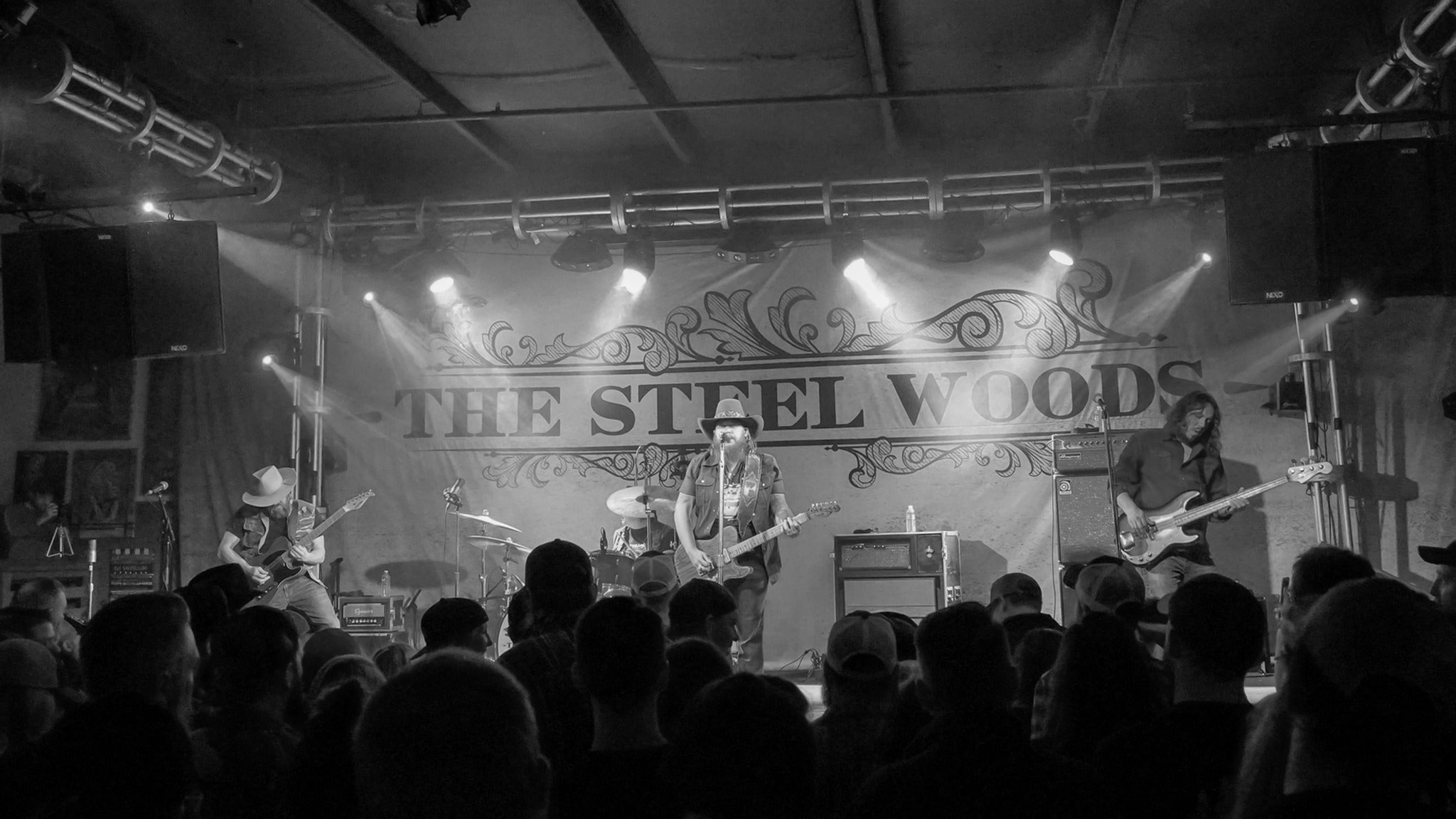 The Steel Woods at 3rd and Lindsley
