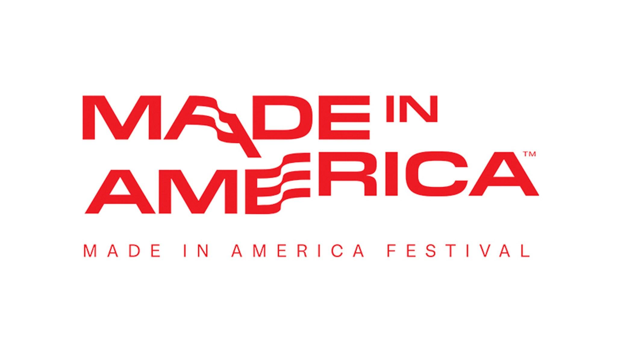 Made in America Festival