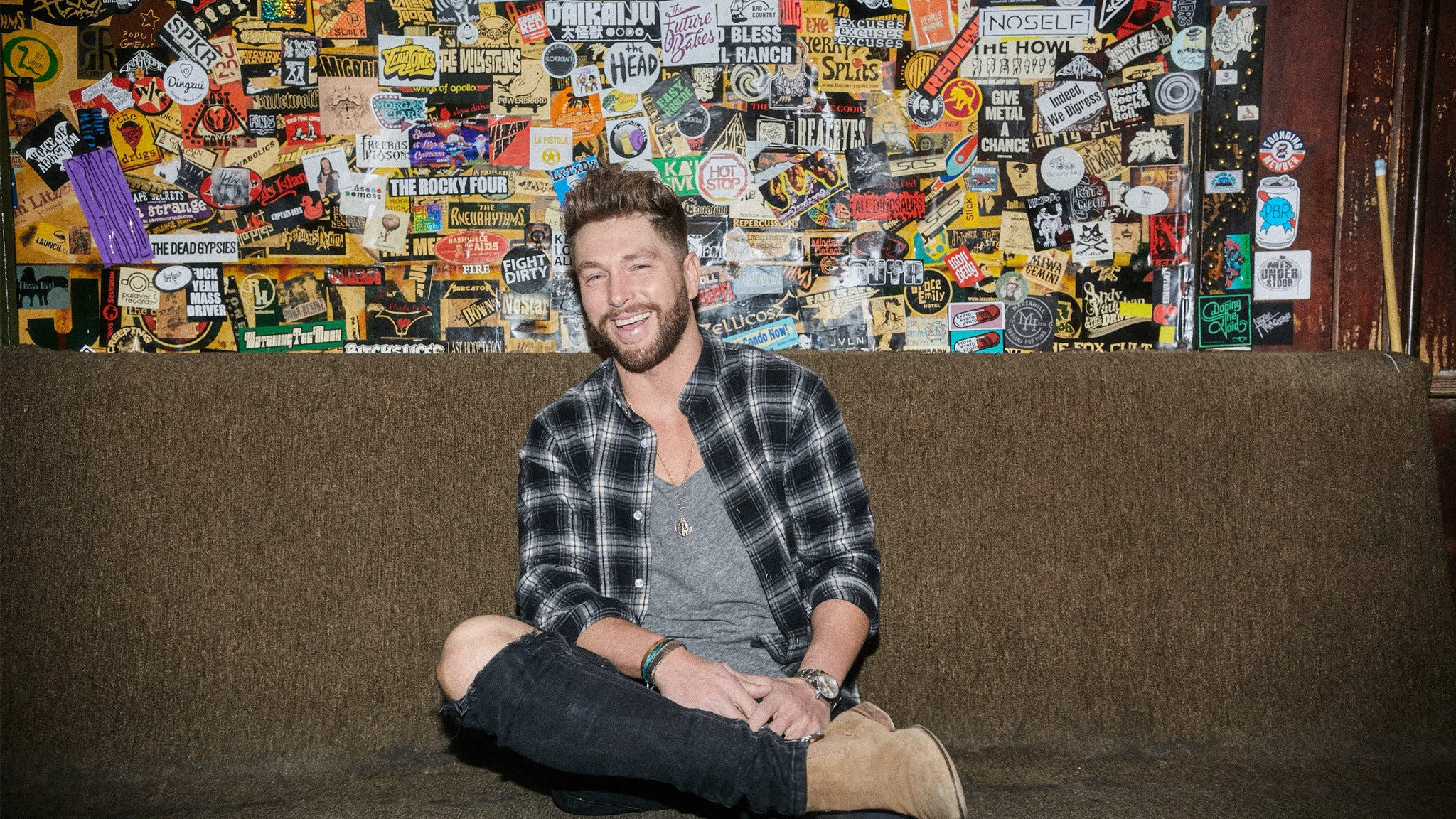 Chris Lane at Bottle & Cork