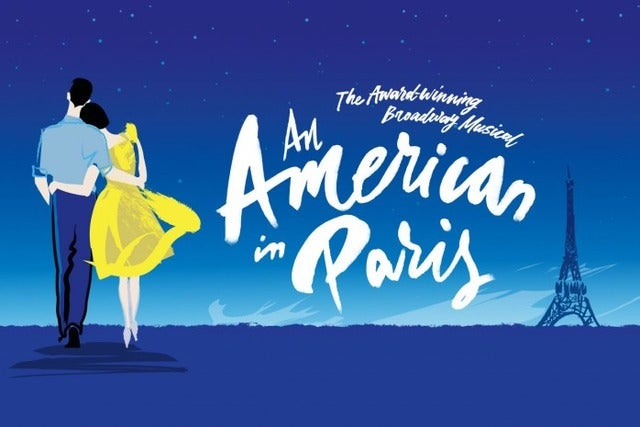 An American In Paris at San Diego Civic Theatre