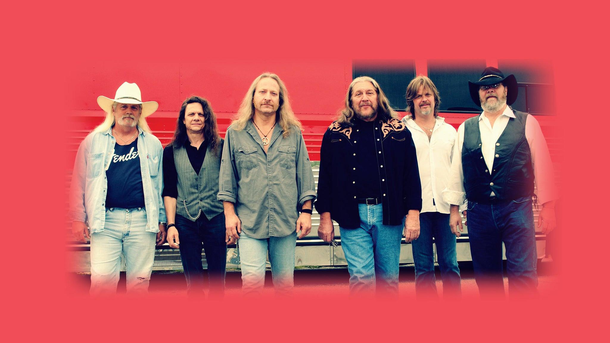 The Marshall Tucker Band at Golden Nugget - Lake Charles