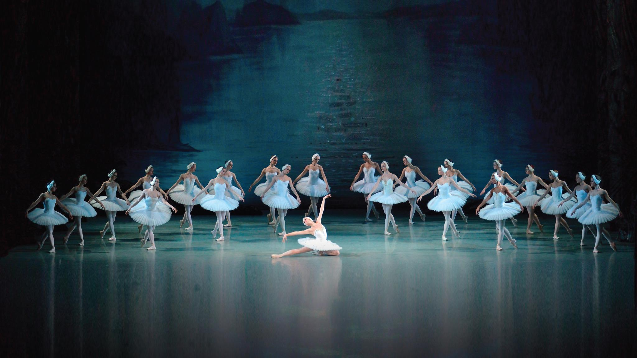 Russian Grand Ballet Presents Swan Lake - San Mateo, CA 94401
