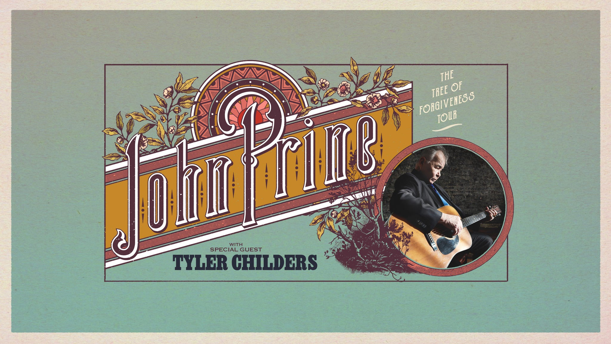 John Prine at Atlanta Symphony Hall