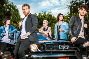 ASKING ALEXANDRIA and FALLING IN REVERSE with WAGE WAR