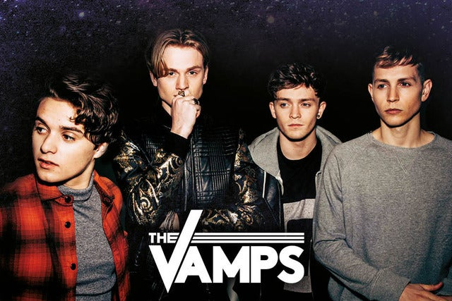 The Vamps: Night and Day Tour