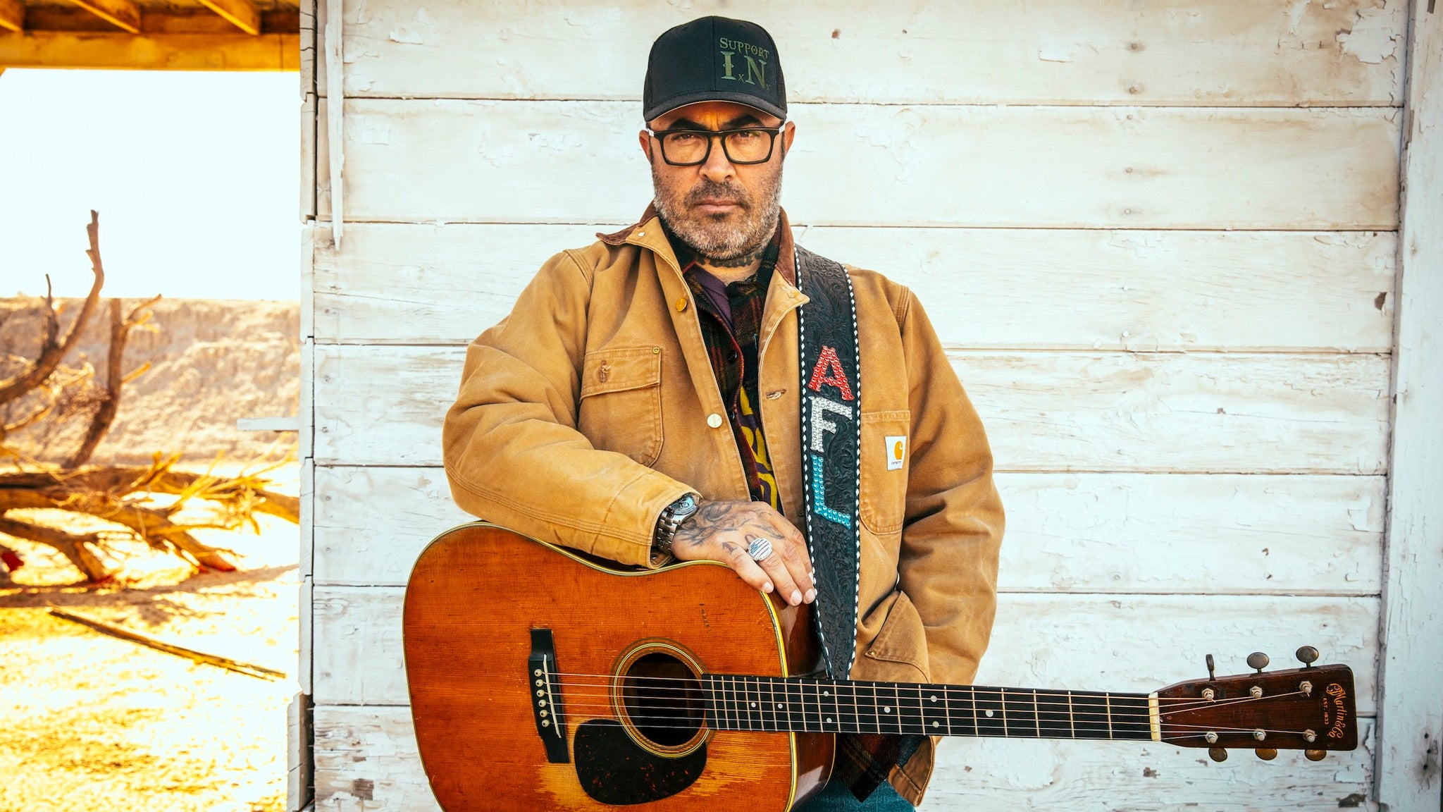 Aaron Lewis at The St. Augustine Amphitheatre