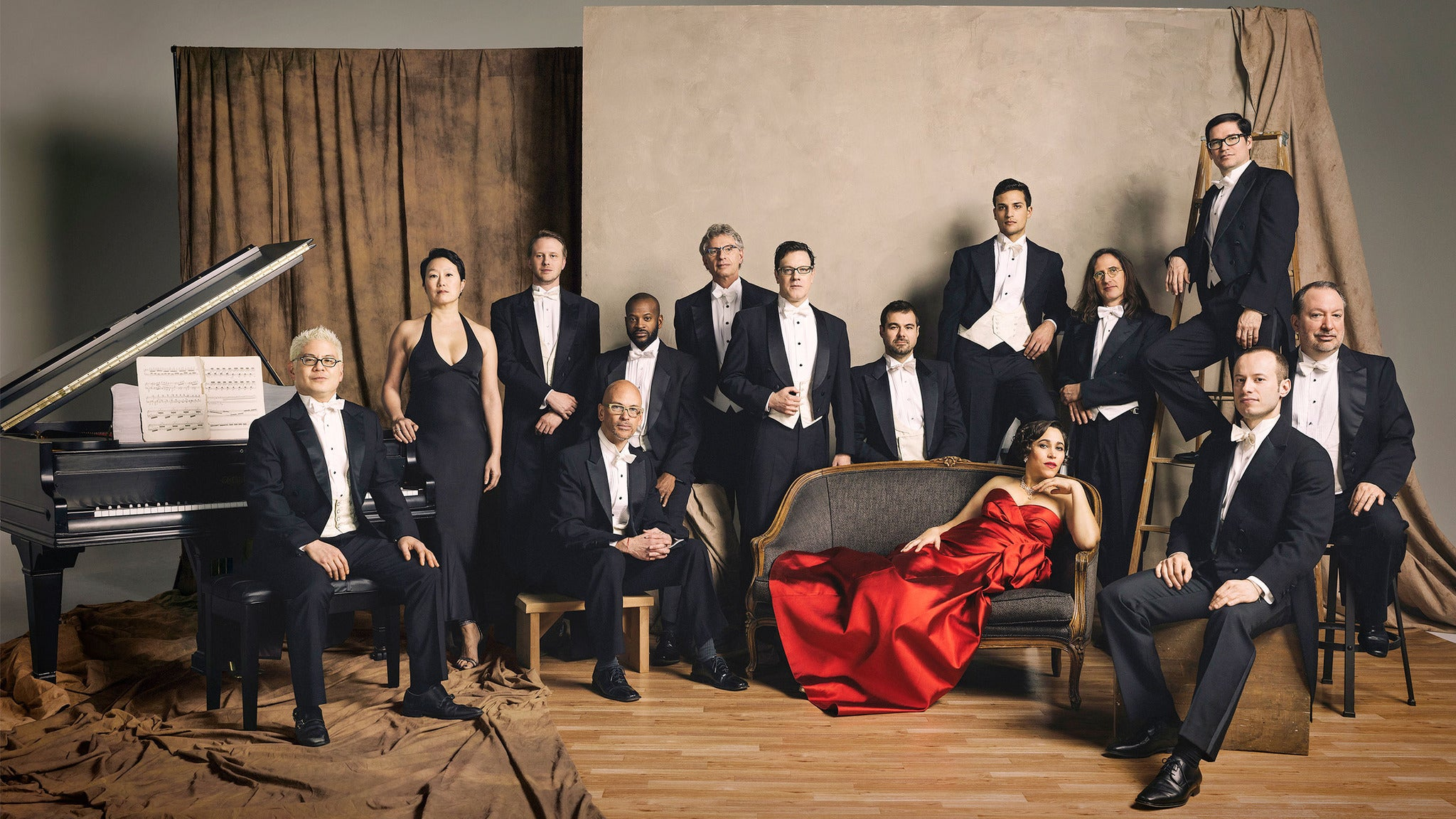 Pink Martini at Neal S Blaisdell Concert Hall