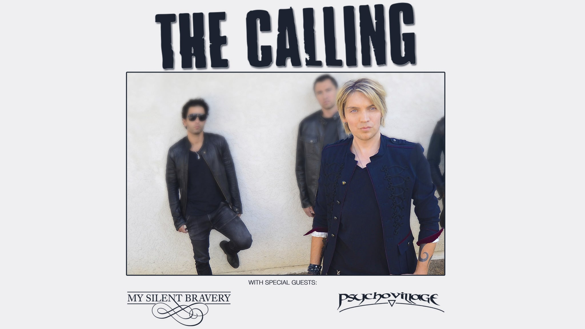The Calling Event Title Pic