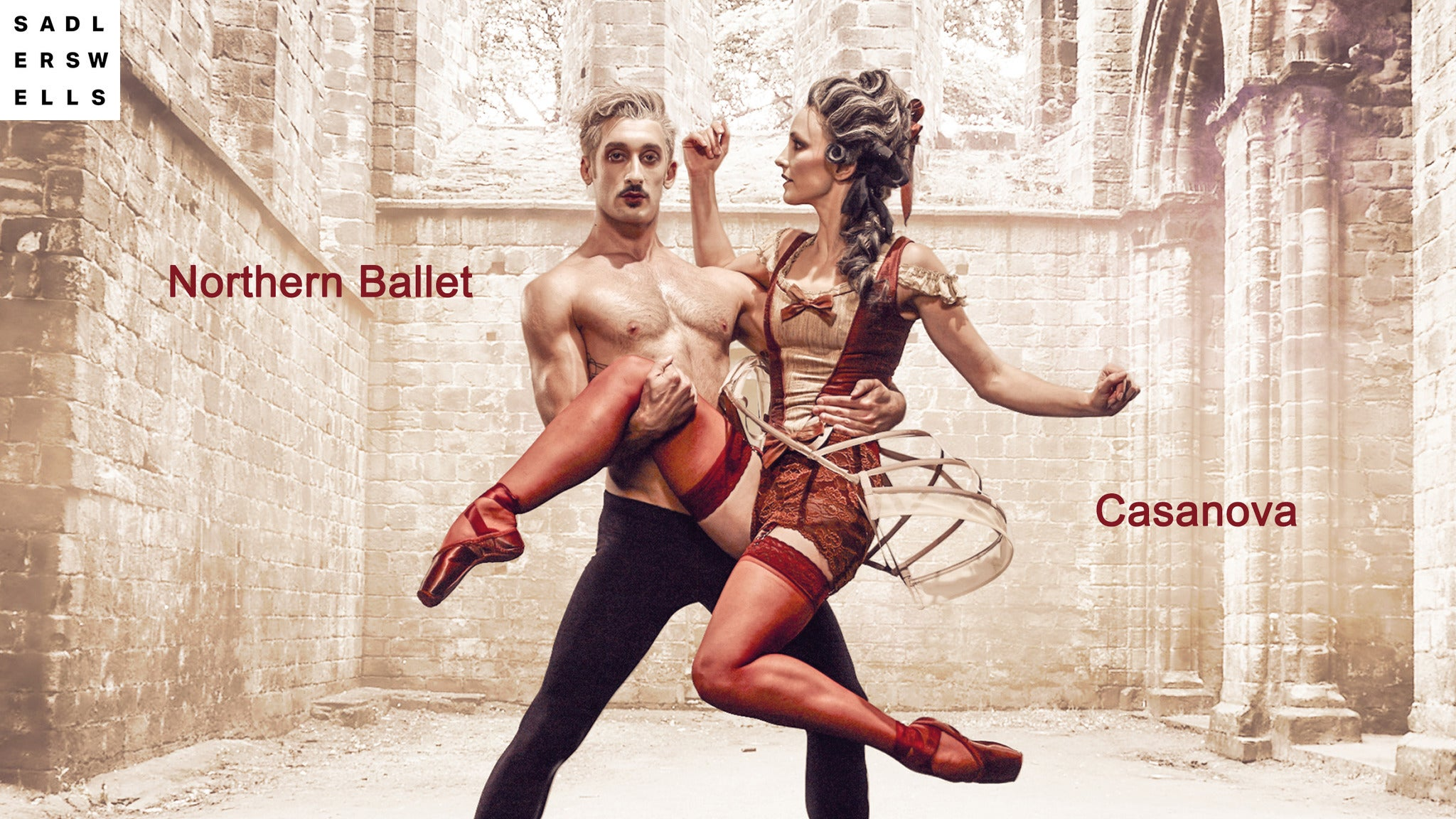Geisha – Northern Ballet Event Title Pic