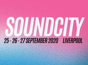 Liverpool Sound City Friday Ticket