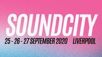 Liverpool Sound City Weekend Ticket