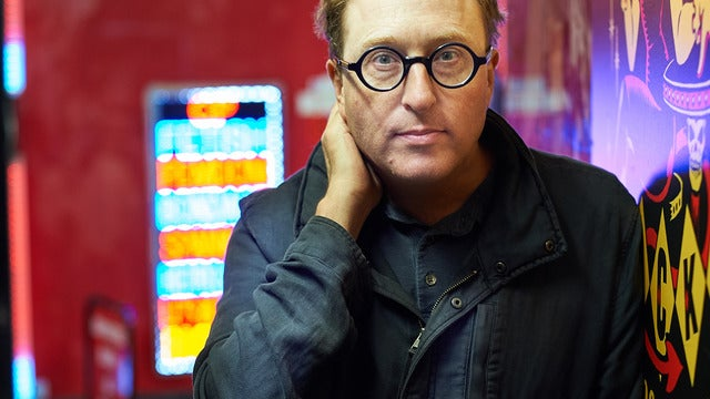 Jon Ronson - Tales From the Last Days of August & the Butterfly Effect Seating Plans