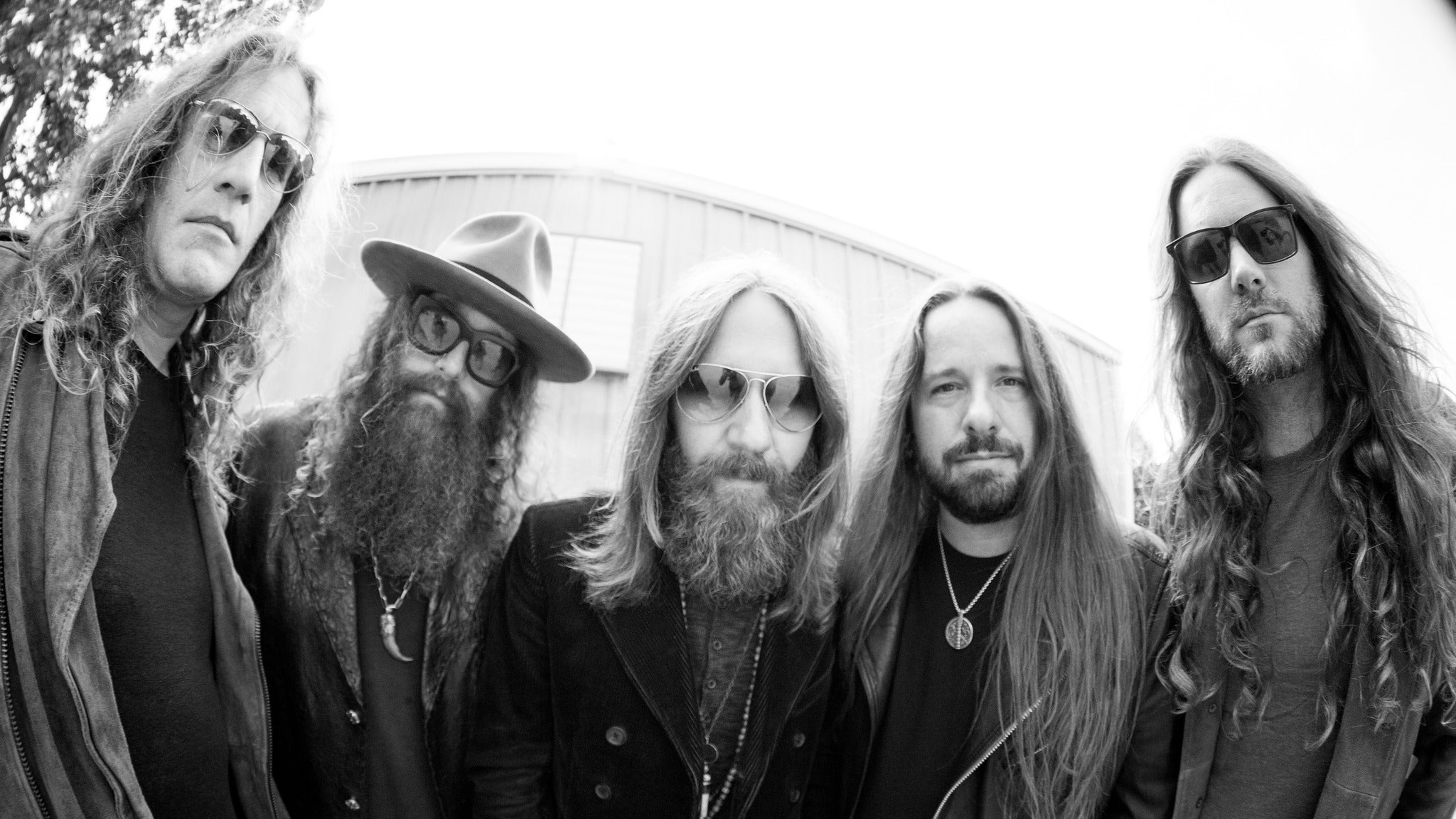 Blackberry Smoke Winter Tour 2018 at Tivoli Theatre