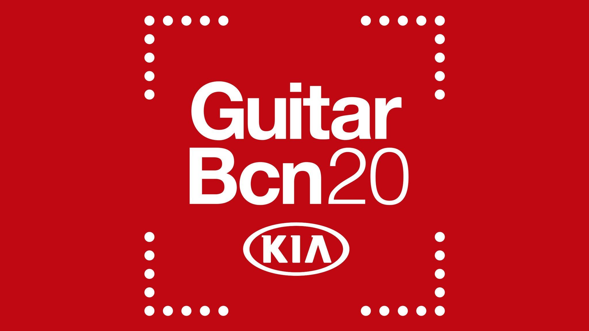 Guitar Festival Barcelona 2020