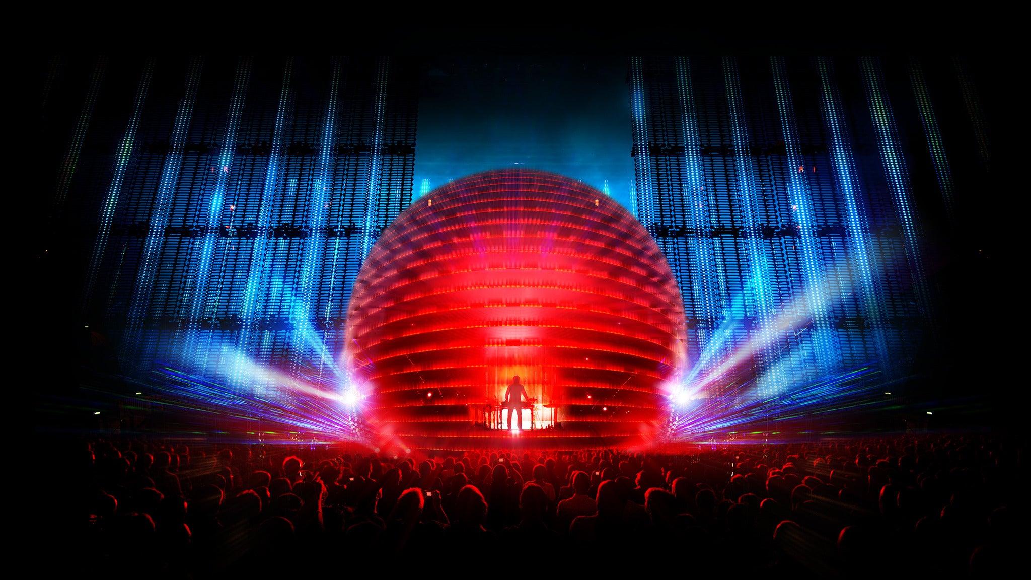 Jean-Michel Jarre - Electronica Tour at Auditorium Theatre