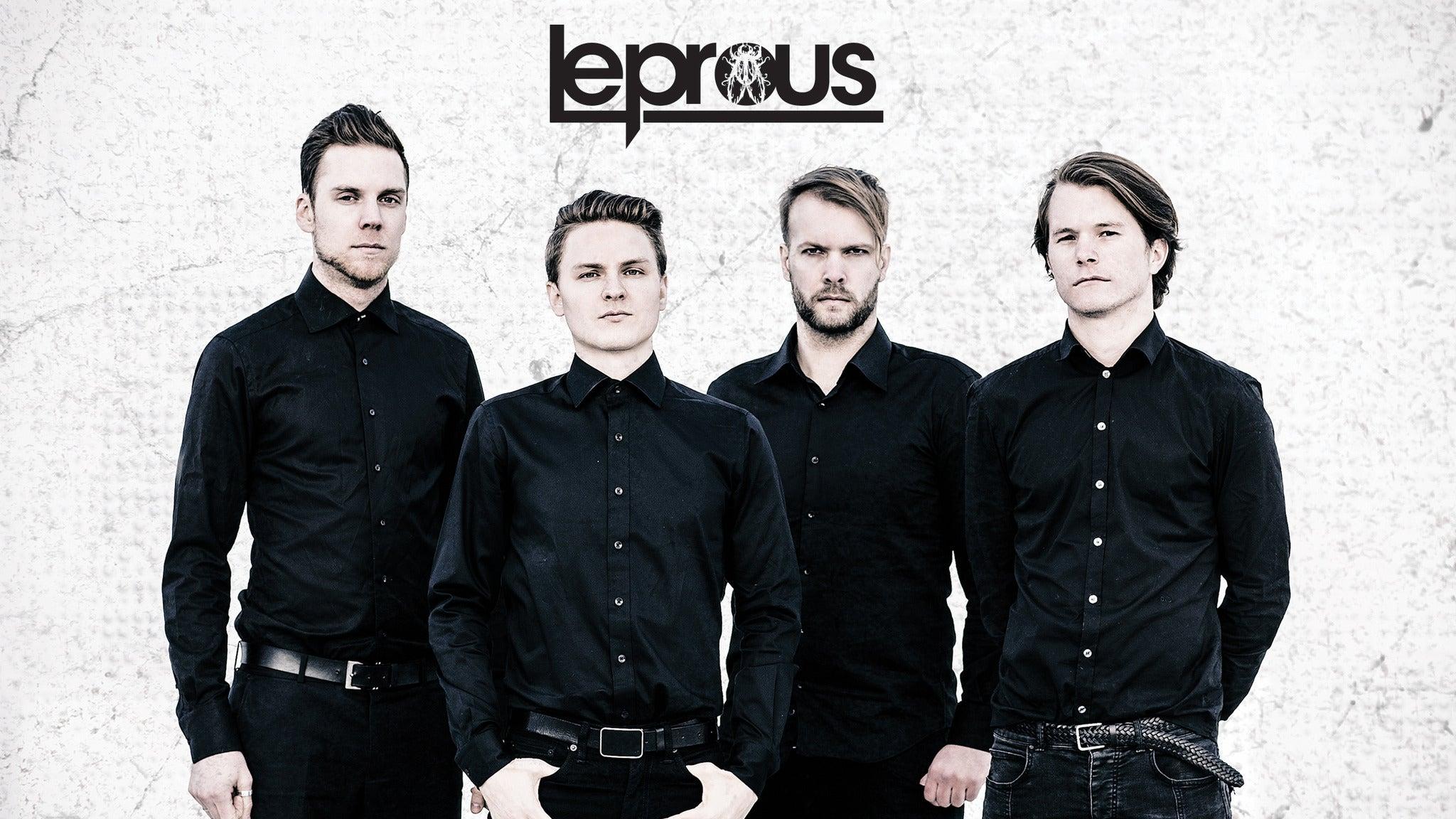 Haken / Leprous at Granada