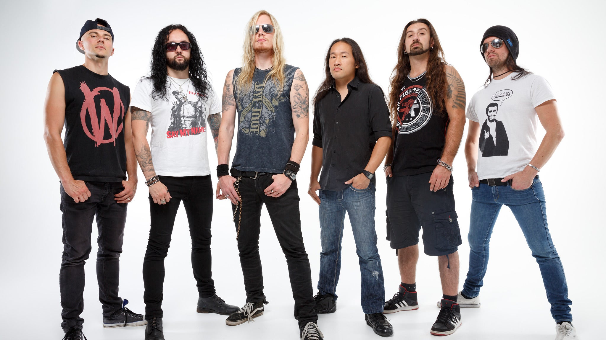 Dragonforce at The Majestic Ventura Theater - CA - Ventura, CA 93001